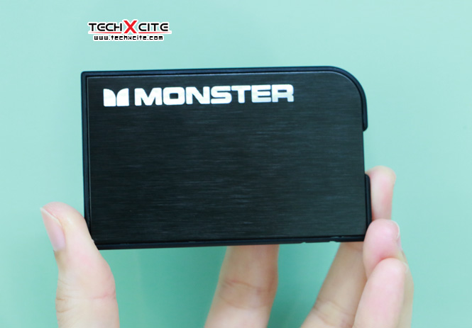 Monster Powercard