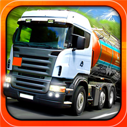 Trucker: Parking Simulator - Free Racing Game