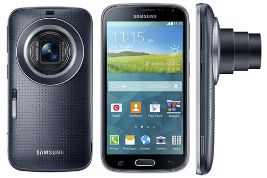 Samsung Galaxy K / S5 Zoom SM-C111 (Official Warranty) Overview and Specifications
