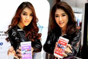 Mobile Expo : Sony Xperia Z3 ขายแล้วในงาน Thailand Mobile Expo 2014