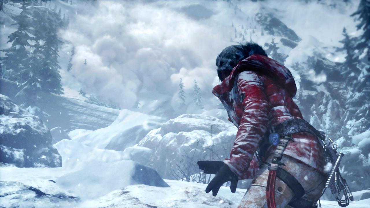 Game : ผมนี่หนาวแทนเลย...ยลโฉมภาพล่าสุดเกม Rise of the Tomb Raider ตะลุยเมืองหิมะอันหนาวเหน็บ !!