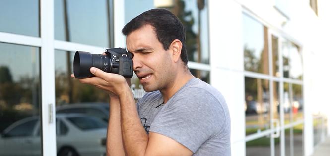 6 วิธีจับกล้องอย่างไรไม่ให้สั่น