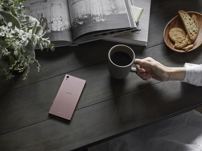រចនាជីវិតថ្មីជាមួយ Sony Xperia™Z5 Premium Rose Gold  (2016)