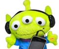 TOY STORY 3 Dancing Aliens for iPhone!