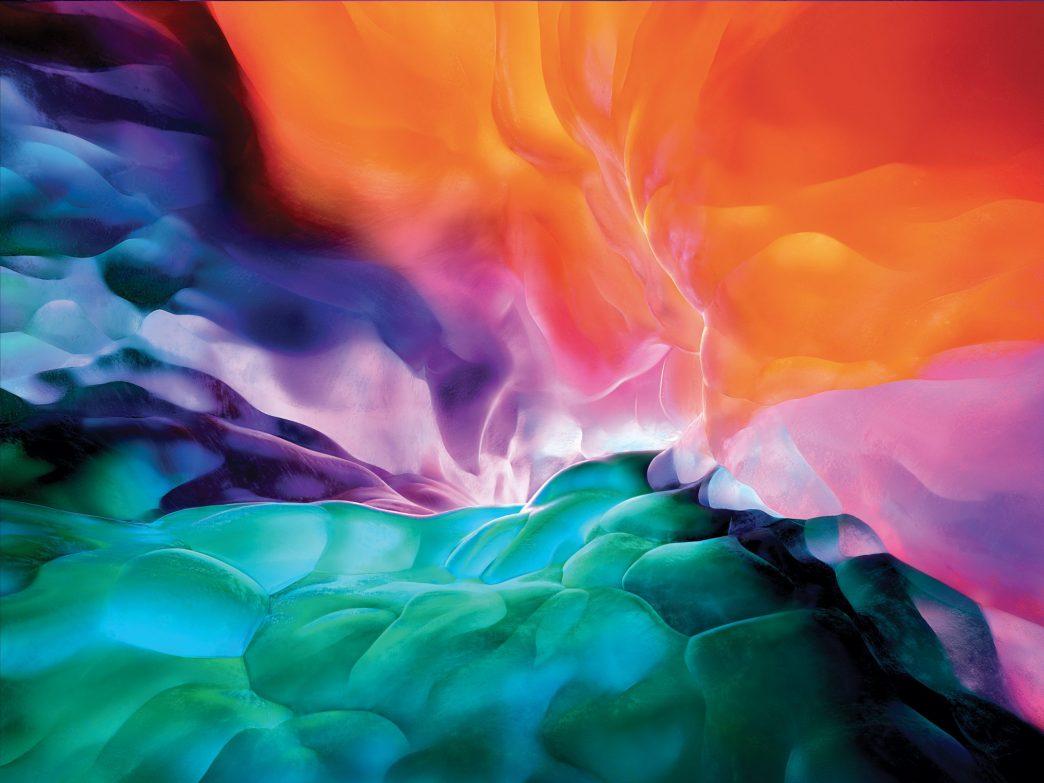 มาแล้ว ! Wallpaper ชุดใหม่ของ iPad Pro 2020 สำหรับ iPhone ...