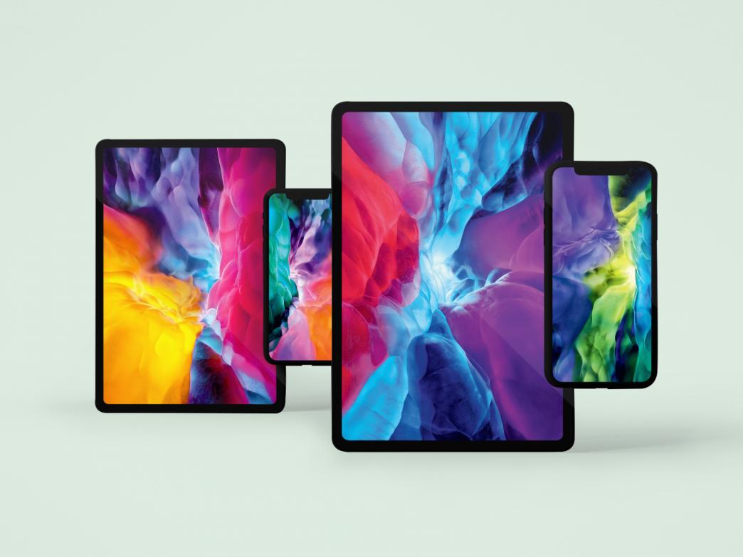 New Ipad Pro 2020 Wallpaper Set For Iphone Ipad And Desktop