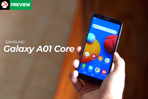 Preview : Samsung Galaxy A01 Core รุ่นเล็กราคาประหยัด พลัง Android Go !!