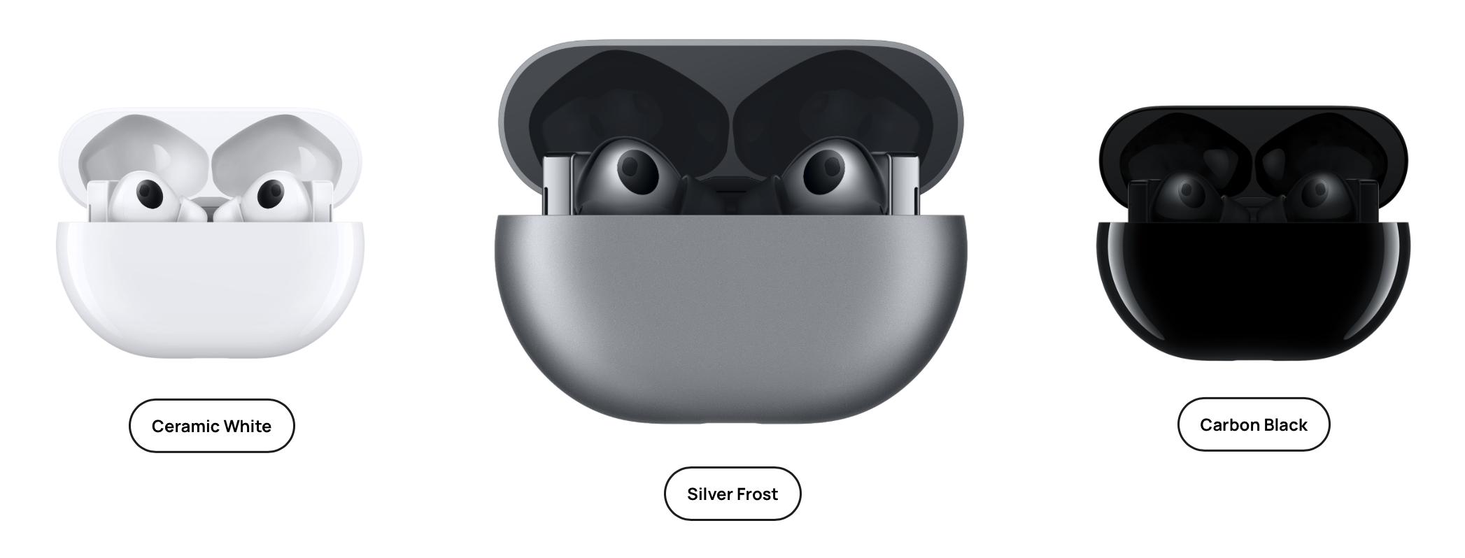 HUAWEI lanza FreeBuds Pro, el modelo superior de auriculares TWS con sistema de cancelación de ruido, Dynamic ANC en un diseño familiar.