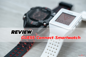 Review : GUESS Connect Smartwatch นาฬิกาอัจฉริยะแนวแฟชั่นสุดเก๋
