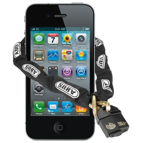 Разлочить iphone своими руками